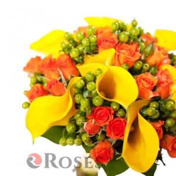 "Bouquet ""Diamir"""