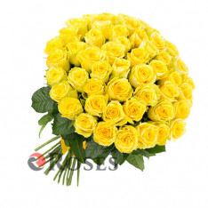 "Bouquet ""The Sun"" 51 roses"