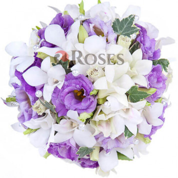"Wedding bouquet  ""Majorca"""